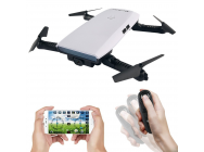Eachine E56 720P WIFI FPV Selfie Drone Gravity Sensor Mode Altitude Hold RC RTF - SKU756350