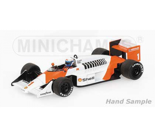 McLaren TAG MP4/3 Minichamps 1/18 - T2M-537871801