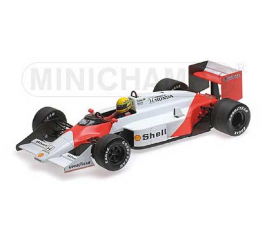 McLaren Tag MP4/3 Minichamps 1/18 - T2M-547871899