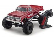 Mad Crusher Nitro 4WD 1/8 ReadySet Kyosho - K.33152B