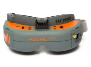 Spektrum Focal DVR FPV Headset - SPMVR2520