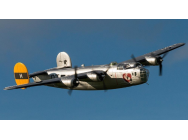 Freewing B-24  Liberator Argent PNP - FLW4011P