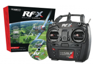 RealFlight Simulateur de vol RF-X + commande Interlink-X - GPMZ4540