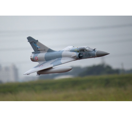 Mirage 2000 EDF 80mm 1250mm PNP - FJ20611P