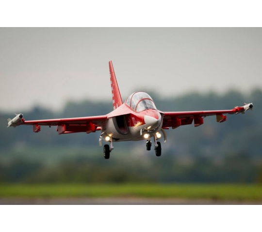 FREEWING Yak-130 90mm 8S PNP Red RJ30122P