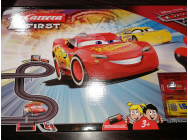 A SAISIR Carrera First Disney Cars 3 - 1/43e Carrera - 63011-REC-09012018