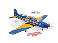 Phoenix Model Tucano 60cc GP/EP ARF 2.57m - PH115