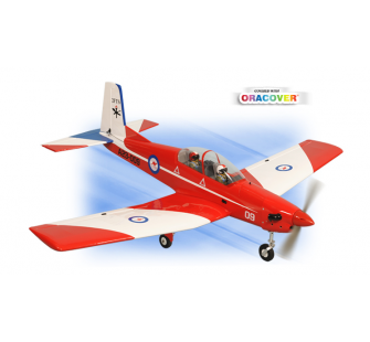 Phoenix Model PC-9 Pilatus .46-.55 GP/EP ARF 1.49m - PH118