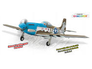 Phoenix Model P-51 Mustang .91 GP/EP ARF 1.57m - PH139