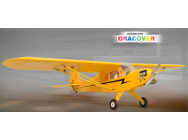 Phoenix Model Piper J3 Cub .46-55 GP/EP ARF 2.15m - PH147