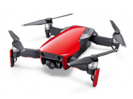 DJI Mavic Air Rouge Flamme - DJI-MAVIC-AIR-FLAME