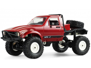 Crawler 1/16e WPL-C14 Rouge  RTR - 22325