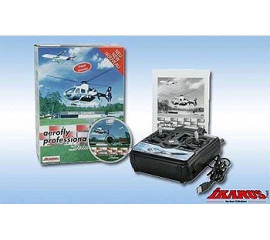 AeroFly Professional Deluxe avec Game Commander USB - 3021002-COPY-1