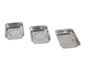 MAGNETIC TRAY SET - REACTANGULAR - 3 pcs - VEL-HPUT3RT