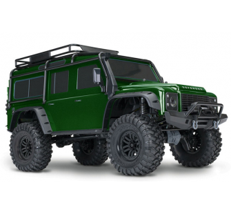 Traxxas  TRX4 Land Rover Limited Edition - TRX82056-4-GREEN-COPY-1