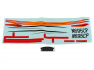 Set Decals Maule M-7 1.5m Eflite - EFL5357