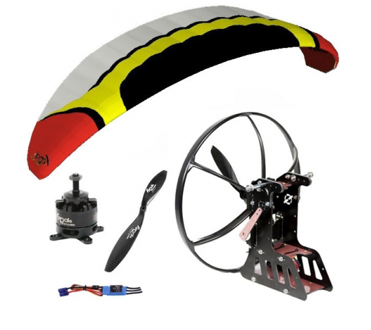 Opale Paramoteur RC ARTF Power 1.1 XS2 Kit - OP11710