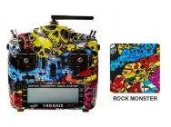 Taranis X9D PLUS 16 voies 2.4Ghz SE EDITION SPECIALE FRSKY Rock Monster - Emetteur seul + Valise - XD9-PLUS-ROCK