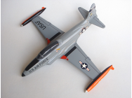 T33 Shooting Star navy Grey/orange - BOI-T33-STAR