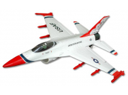 Mini F-16 Thunderbrid EPO 530mm TBC - X-MF16-ARF