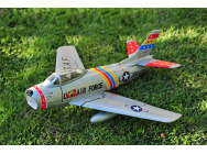 Mini F-86 Desertrat EPO 645mm - X-MF89-D-ARF