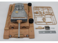 Carrosserie et Tourelle metal Panzer III version BB 1/16 - 1383848015-COPY-1