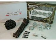 Kit chenilles et barbotins metal Tiger I 1/16 - 1229909000