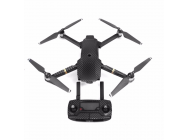 Stickers Carbone  Drone / Radio / Batterie  pour MAVIC PRO Noir - MV-TZ401-N