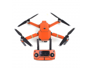 Stickers Carbone  Drone / Radio / Batterie  pour MAVIC PRO Orange - MV-TZ401-O