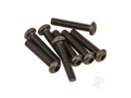 Cap Head Hex Screw M3x5 (6pcs) (Karoo) - VTAS01127