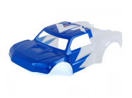 Body Shell (Blue) (Karoo) - VTAS01151