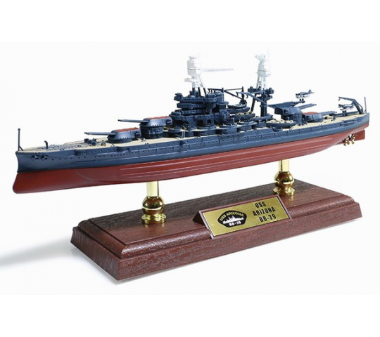 USS Arizona (BB-39) 1/700 - 861008A