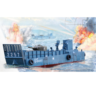 US LCM3 Landing Craft 1/16 Torro - USLCM3