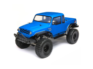 ECX Barrage Gen2 1.55 4WD Scaler 1/12e Brushed RTR Bleu ECX01013IT1TBC - ECX01013IT1