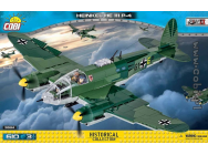 Heinkel HE 111 P-4 - 610 pieces, 3 figurines autre - COB5534