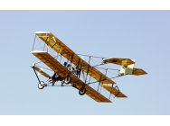 Maxford USA Curtiss Pusher Model D  - MAX CURTISS
