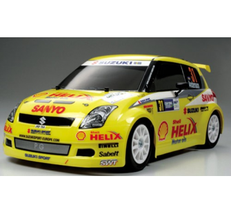 Suzuki Swift Super 1600 M03M Tamiya 1/10 - TAM-58368