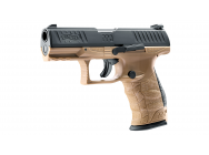 Pistolet CO2 Walther PPQ M2 T4E tan cal. 43 - AD822