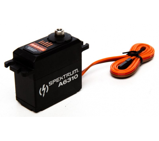 A6310 Brushless HV High Torque Aluminum - SPMSA6320