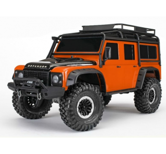 Traxxas TRX4 Land Rover Defender Adventure Edition RTR - TRX82056-4-AE