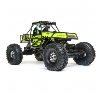 Night Crawler SE, Green 1/10 4wd Rock Crawler RTR - LOS03015T2