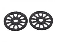 Helical Main Gear (Black) - Blade - BLH5337