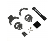 Crash Kit 4 - Carbon Mount, Bumper: Vortex 230 - Blade - BLH9267