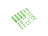 Plastic Kit, Green - Vortex 230 - Blade - BLH9270