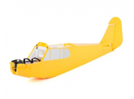 Painted Fuselage - 1.2m Clipped Cub - E-flite - EFL5151