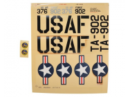 Decal Set - AT-6 1.5 - E-flite - EFL8756