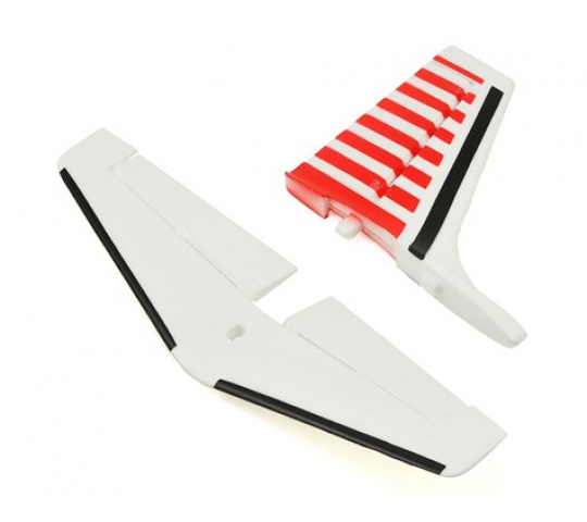 Tail Set - UMX Aero Commander - E-flite - EFLU5804