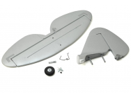 Tail Set - Carbon Cub S+ 1.3m - HobbyZone - HBZ3222