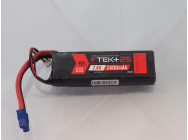 DYMOND F-TEK+ 2S 2400mAh (7,4V) 40C LiPo Pack with LED Indicator (EC3) - Dymond - HSF03199065