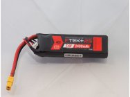 DYMOND F-TEK+ 2S 2400mAh (7,4V) 40C LiPo Pack with LED Indicator (XT60) - Dymond - HSF03199066